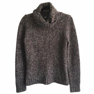 JACOB Mohair Wool Blend Cowl Neck Sweater M